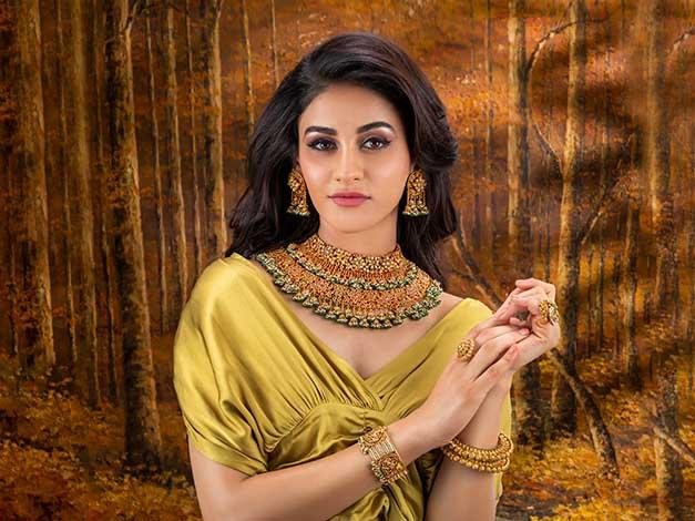 Hazoorilal Gold Jewellery in India