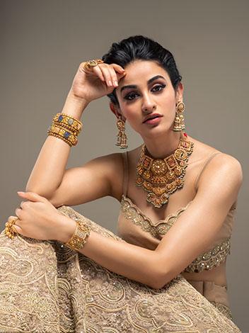 Hazoorilal Gold Jewellery in Delhi